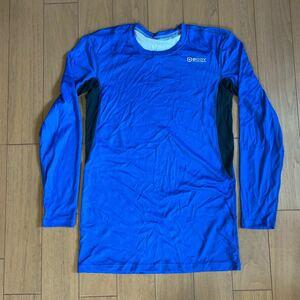 おたふく手袋 ボディタフネス デュアルメッシュ ロングスリーブ クルーネックシャツ JW-602 アンダーシャツ L