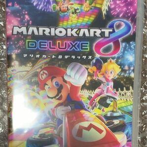 新品2 マリオカート8デラックス 新品 任天堂スイッチ Nintendo Switch