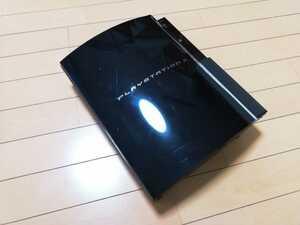 送料無料 即決有 封印有 動作確認済 PlayStation3 プレイステーション3 初期型 CECHA00 SONYソニーPS3本体 プレステ3 PS2可 PS可 在宅