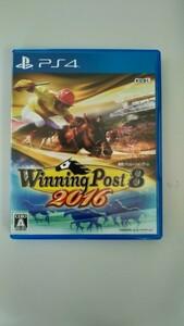 PS4 ウイニングポスト8 2016 Winning Post
