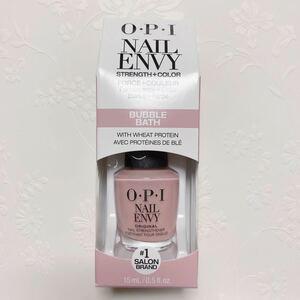 OPI オーピーアイ NAIL ENVY ネイルエンビー バブルバス 新品未使用