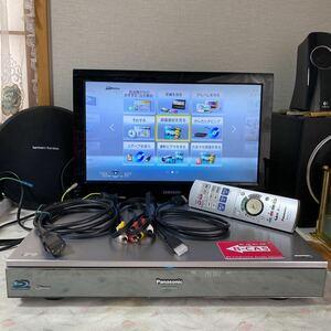 希少品☆ Panasonic パナソニック ブルーレイレコーダー DMR-BZT9000 2011年製完美動作品