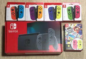 【※化粧箱のみ】 Nintendo Switch 各種空箱