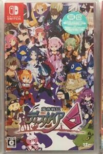 任天堂Switch 魔界戦記ディスガイア6