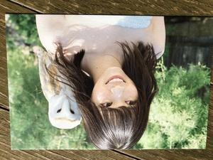 非売品 乃木坂46 西野七瀬 写真集特典 ポストカード
