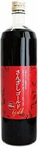 さんざし ゴールド (き釈用)900ml 【ポリフェノール含有量 赤ワインの約5倍】希釈タイプ/ハーブドリンク 山査子 サンザシ
