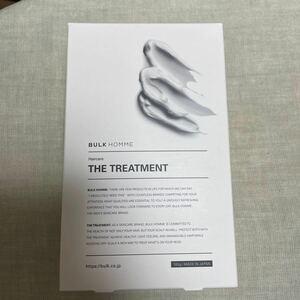 バルクオム THE TREATMENT (ザ トリートメント) 180g