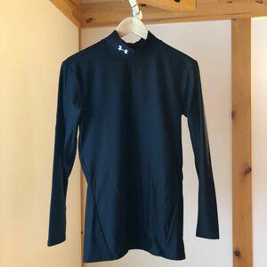 アンダーアーマー アンダーシャツ 黒ブラック XL