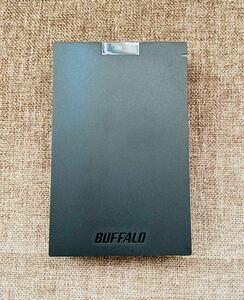 BUFFALO バッファロー 2TB ジャンク品 外付けHDD 日本製