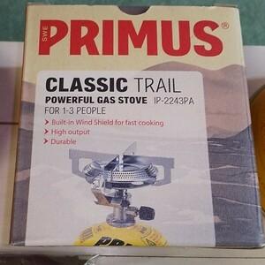 プリムス P-2243(新品ガス合計3本とバーナーシート付)