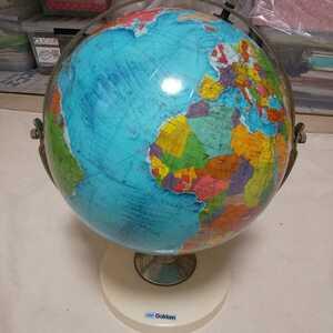 земной глобус