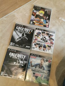 PS3ソフト 5本セット