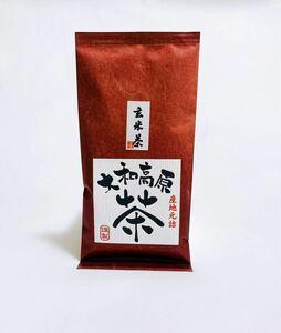中尾農園 大和茶 玄米茶 100g 奈良県産