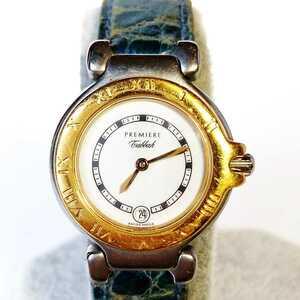電池交換済 Tabbah タバー クォーツタイプ qz 純正バンド レディース腕時計 稼働品 g456