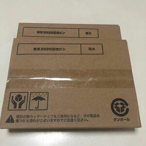 【未開封】コカコーラ 東京オリンピック ピンバッジ