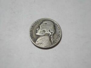 5 центов США 1945 D