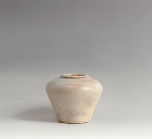 李朝初期立壺