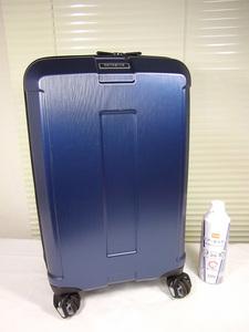 サムソナイト キャリーバッグ キャリーケース スーツケース 機内持ち込み110cm以内 USBソケット付き