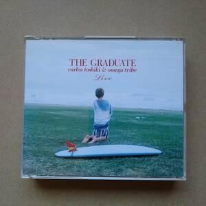 カルロス・トシキ&オメガトライブ / THE GRADUATE Live [2CD] 1991年盤 WPCL-241~242