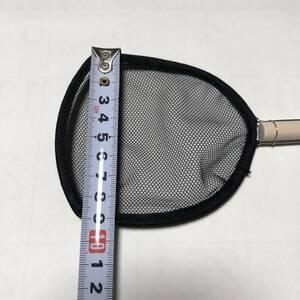 選別網、タモ網、めだか稚魚金魚の稚魚等にchiwaさんの選別ボールタモ網送料無料です。B-2