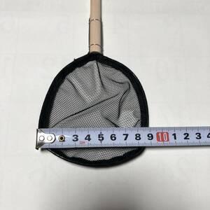 選別網、タモ網、めだか稚魚金魚の稚魚等にchiwaさんの選別ボールタモ網送料無料です。B-3
