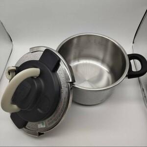 ティファール 圧力鍋 4L