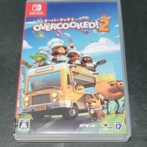 Overcooked 2 オーバークック2 Nintendo Switch