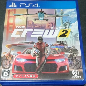 THE CREW2 ザクルー2 PS4
