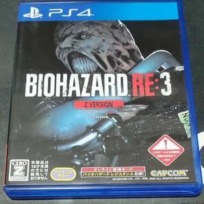 バイオハザードRE:3 PS4 BIOHAZARD