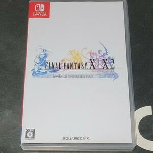 ファイナルファンタジー10 FINAL FANTASY x/x-2 hd remaster FF10