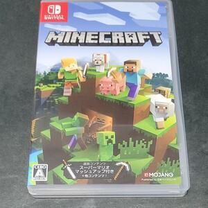 マインクラフト Minecraft Nintendo Switch