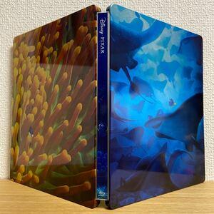 ファインディングドリー 3Dブルーレイ+スチールブック