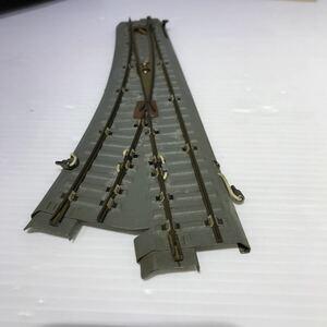 鉄道模型 HO 16本組用ポイントレール 右 ジャンク