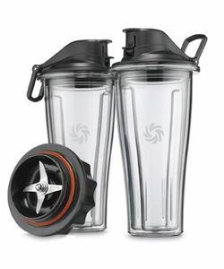 Vitamix専用 ブレンディングカップ600ml×2 ブレードset