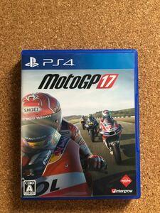 プレイステーション4ソフト「MotoGP 17」