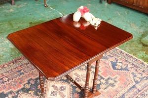 イギリスアンティーク家具 サザーランドテーブル コーヒーテーブル テーブル ゲートレッグテーブル 英国製 j113