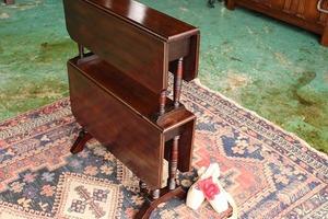 イギリスアンティーク家具 ビクトリアン/サザーランドテーブル ゲートレッグテーブル テーブル 英国製 J187