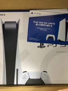 新品未開封 PlayStation5 ディスクドライブ搭載モデル PS5 プレイステーション5 本体