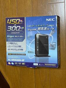 Aterm WR9500N(HPモデル) PA-WR9500N-HP
