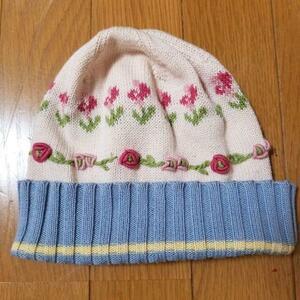 子供用 LYNN HOLLYN ニット帽