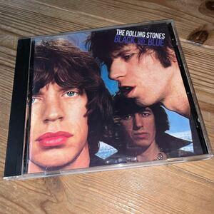 [送料無料] THE ROLLING STONES「BLACK AND BLUE」US盤8曲入CD・1994年発売(1976年作品)[7243-8-39520-2-1]※中古CD / Memory Motel収録