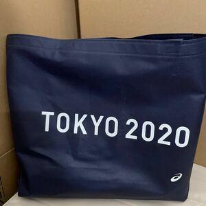 アシックス 東京2020 オリンピック パラリンピック トートバッグ エコバッグ