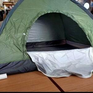 新品テント