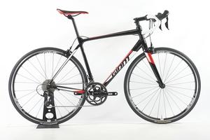 ◆◆ジャイアント GIANT コンテンド エスエル1 CONTEND SL1 105 5800 2017年モデル アルミ ロードバイク MLサイズ 11速 700C 100/130 QR