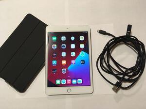 iPad mini 4 Wi-Fi+Cellular 128GB シルバー MK772J/A simフリー