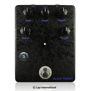 最落無し! Black Arts Toneworks Black Forest / a36284 ファットで分厚い、ハイレスポンスな操作性のペダル。 1円