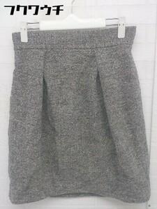 ◇ Theory luxe セオリーリュクス 膝丈 フレア スカート サイズ38 グレー レディース 1109150015489