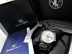 GS グランドセイコー 9F82 0AF0 メンズ 腕時計 デイト クォーツ ウォッチ GRAND SEIKO ☆