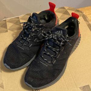 アディダス adidas ランニングシューズ 26.5cm メンズ