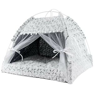 猫ベッド 犬ベッド ペットテント 猫テント キャットハウス 猫小屋 Mサイズ